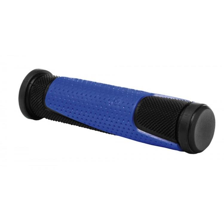 Χερούλια WAG 125mm Μαύρο-μπλε